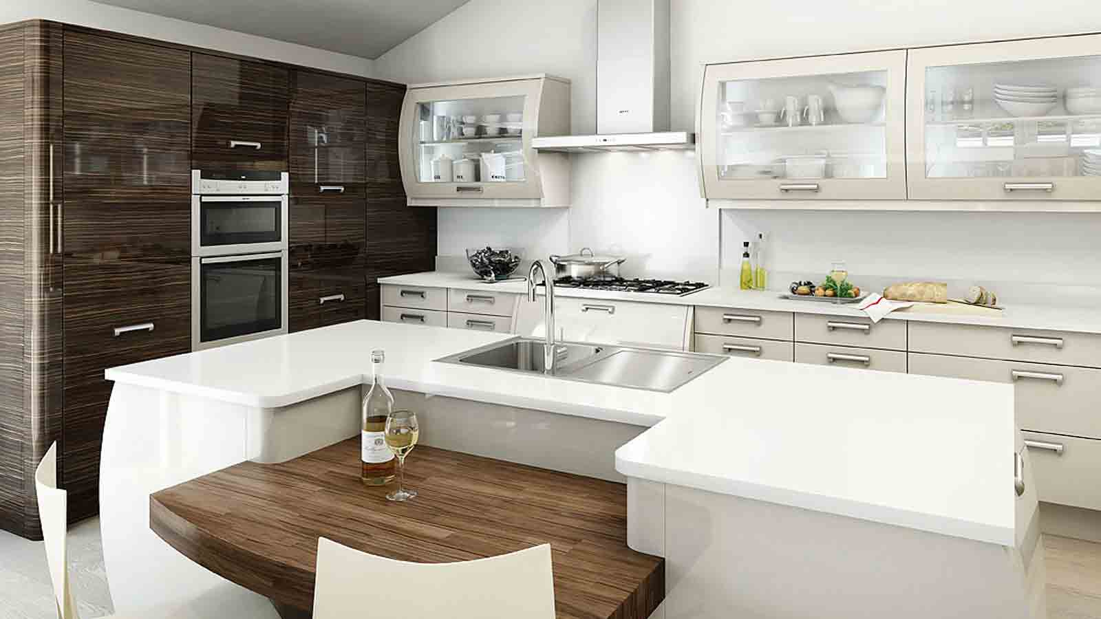 Contemporary Kitchen Modern Style Optima Kitchens